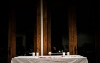 What do Anglicans believe about Holy Communion? Photo by Grant Whitty on Unsplash