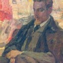 Rilke in Moscow by L. Pasternak (1928); Creative Commons 2.0  via wikipedia.org