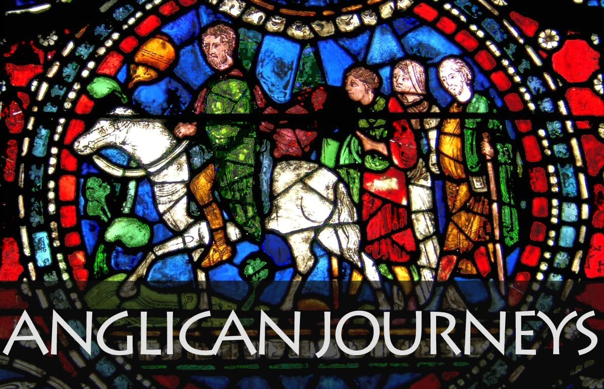 My Anglican Journey 5: The Plunge