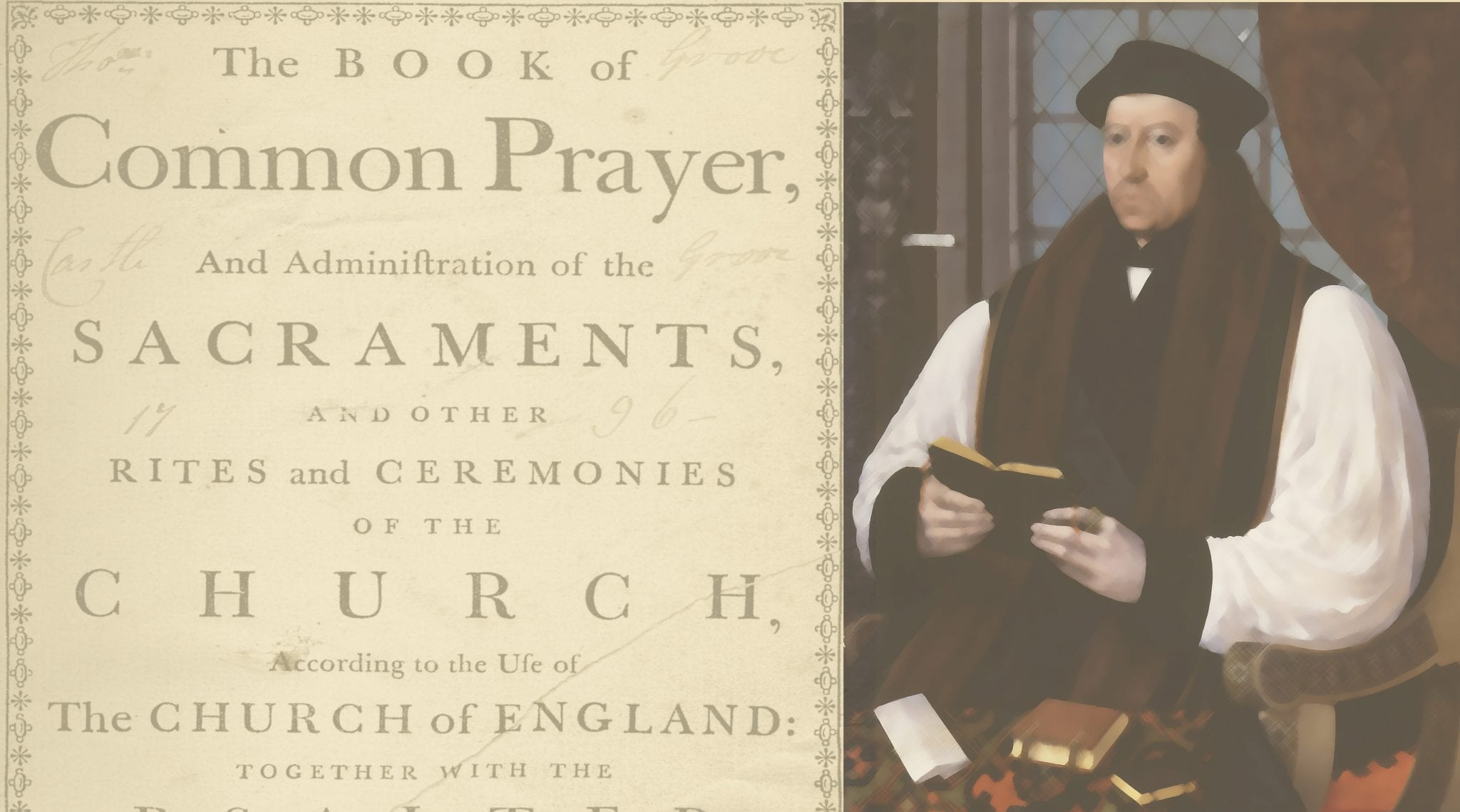 Common Prayer: The Origin Story