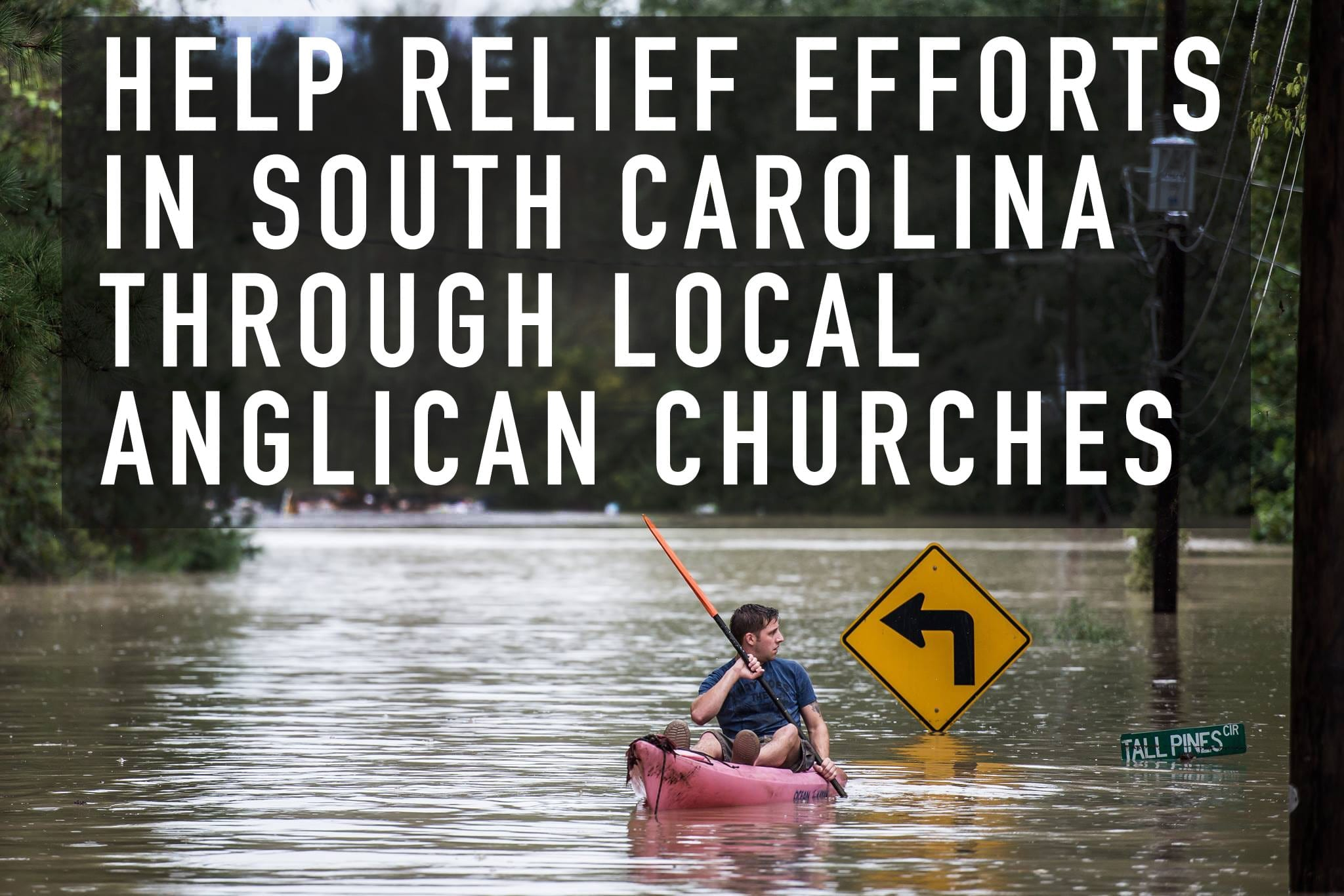 Relief Efforts in South Carolina