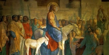 What They Are Saying About Palm Sunday