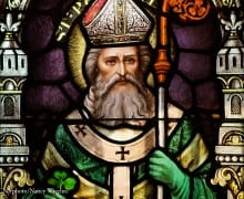 Raise a Glass for St. Patrick