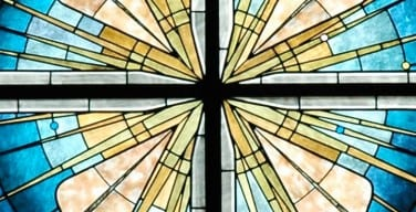 My Favorite/Only Stained Glass Window Design