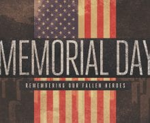 Memorial Day and Your Church