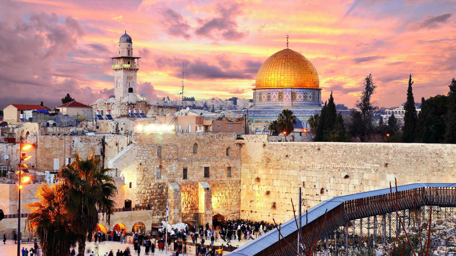 Take Israel Off Your Bucket List This January