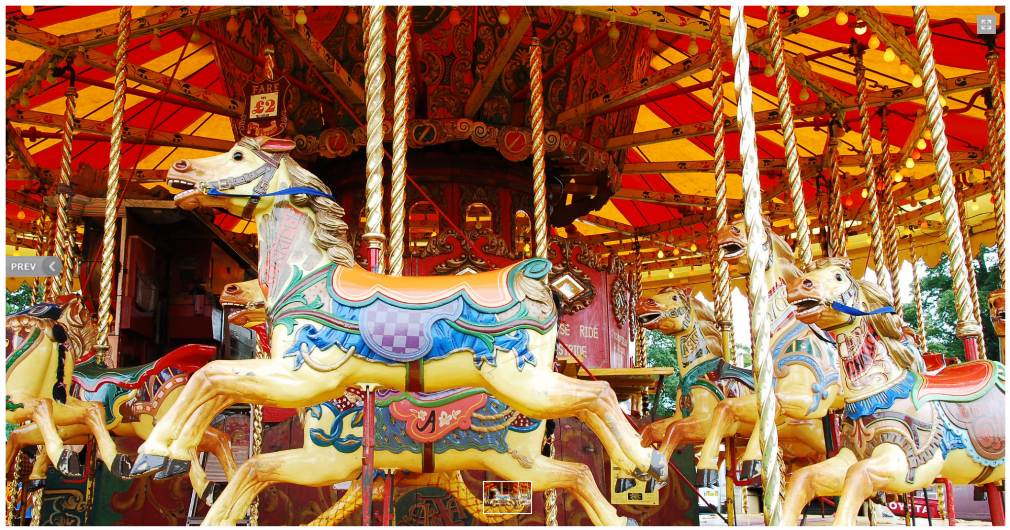 The Merry-Go-Round Emotion of Change