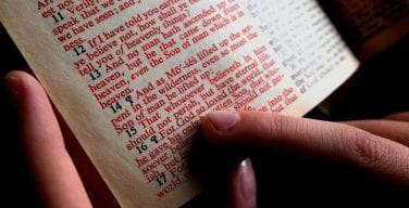 Reading Scripture in Anglican Worship