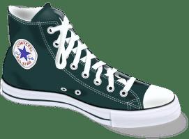 shoe (Chuck Taylor)