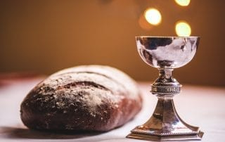 Holy Communion Photo by James Coleman on Unsplash