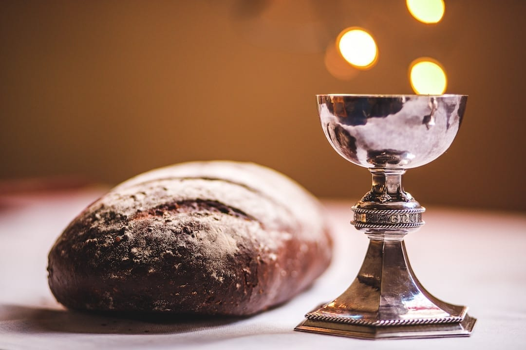 The Sacrament of Holy Communion in the Catholic Church