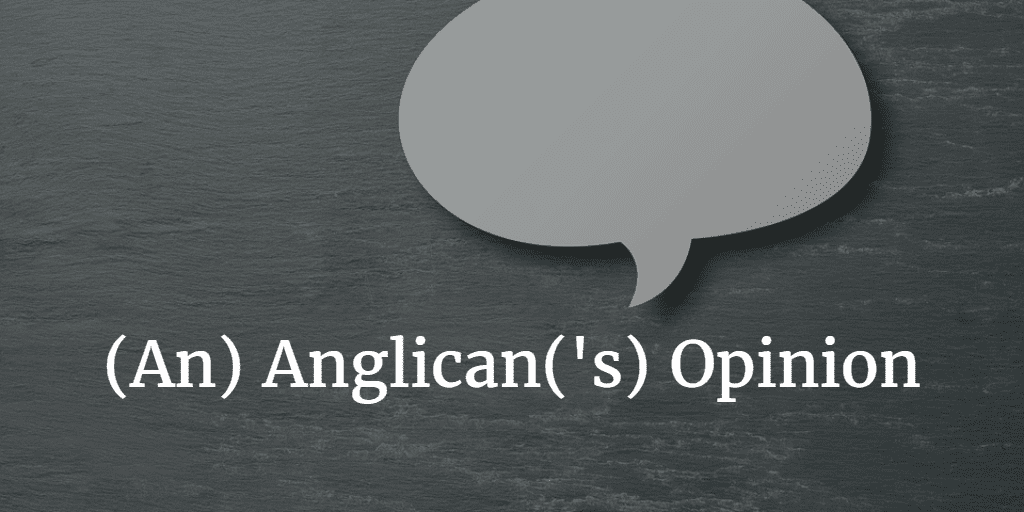 (An) Anglican('s) Opinion: Priests are not Sacramental Specialists