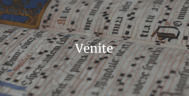 How to Chant the Venite