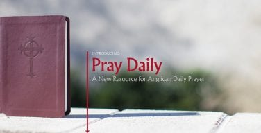 """Pray Daily"" is an Excellent Daily Office Prayer Resource. Here's Why."