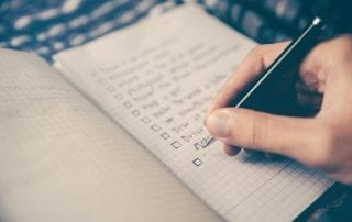 the power of a checklist