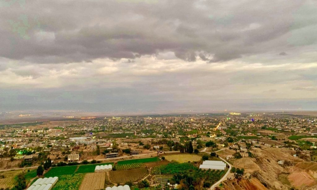 A View of Jericho. Courtesy of David Roseberry.