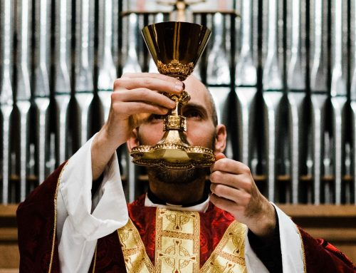 (Why) Are Priests and the Liturgy Necessary for Holy Communion?
