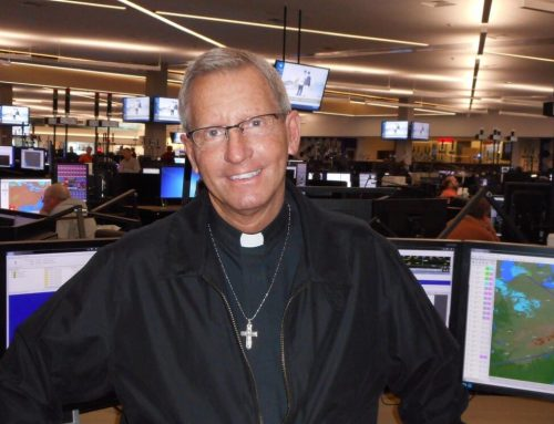 Ministry at Work: Meet Greg McBrayer, the Anglican Priest at the Heart of American Airlines