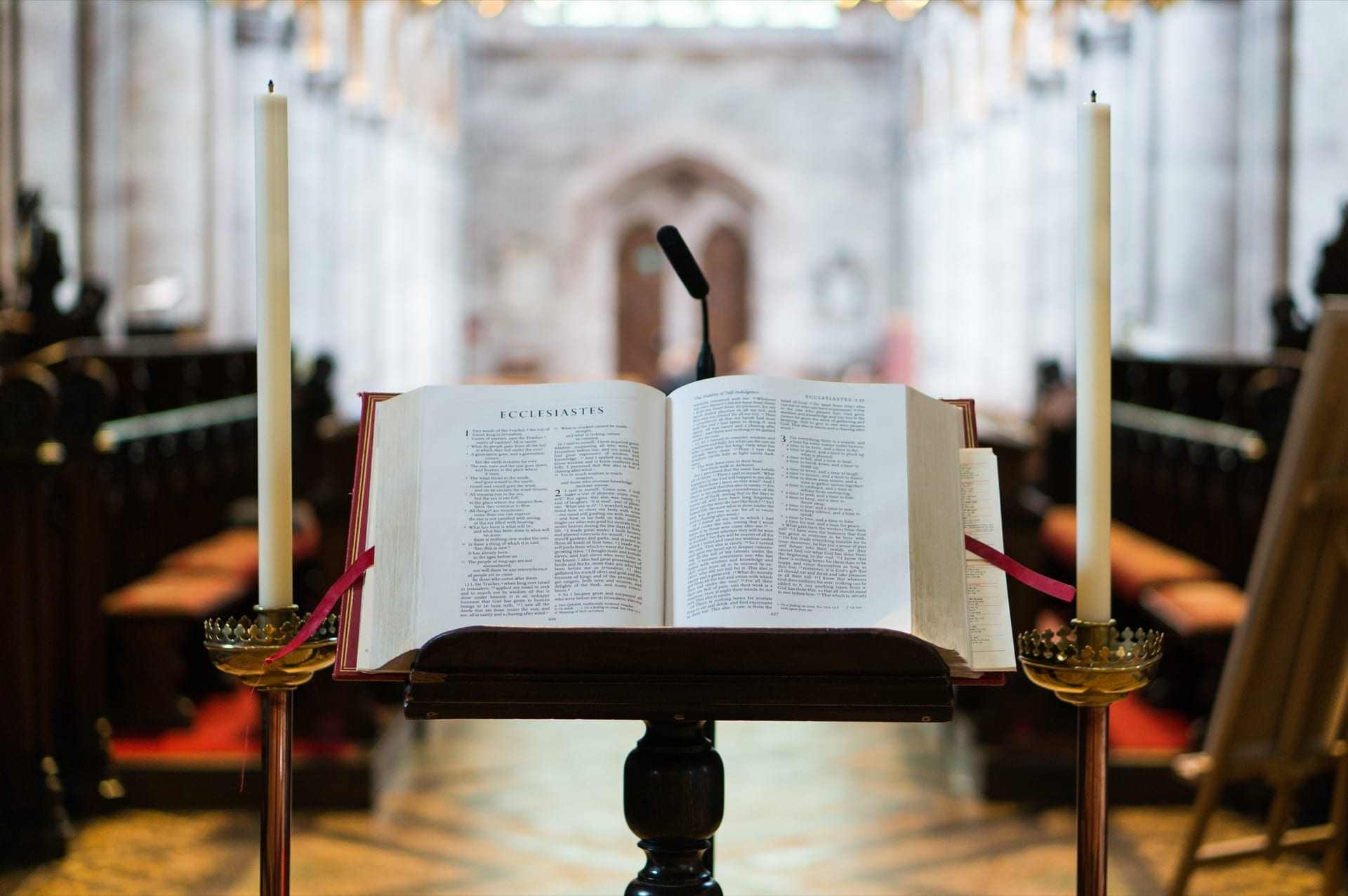 The Bible Arranged for Worship: Our Book of Common Prayer
