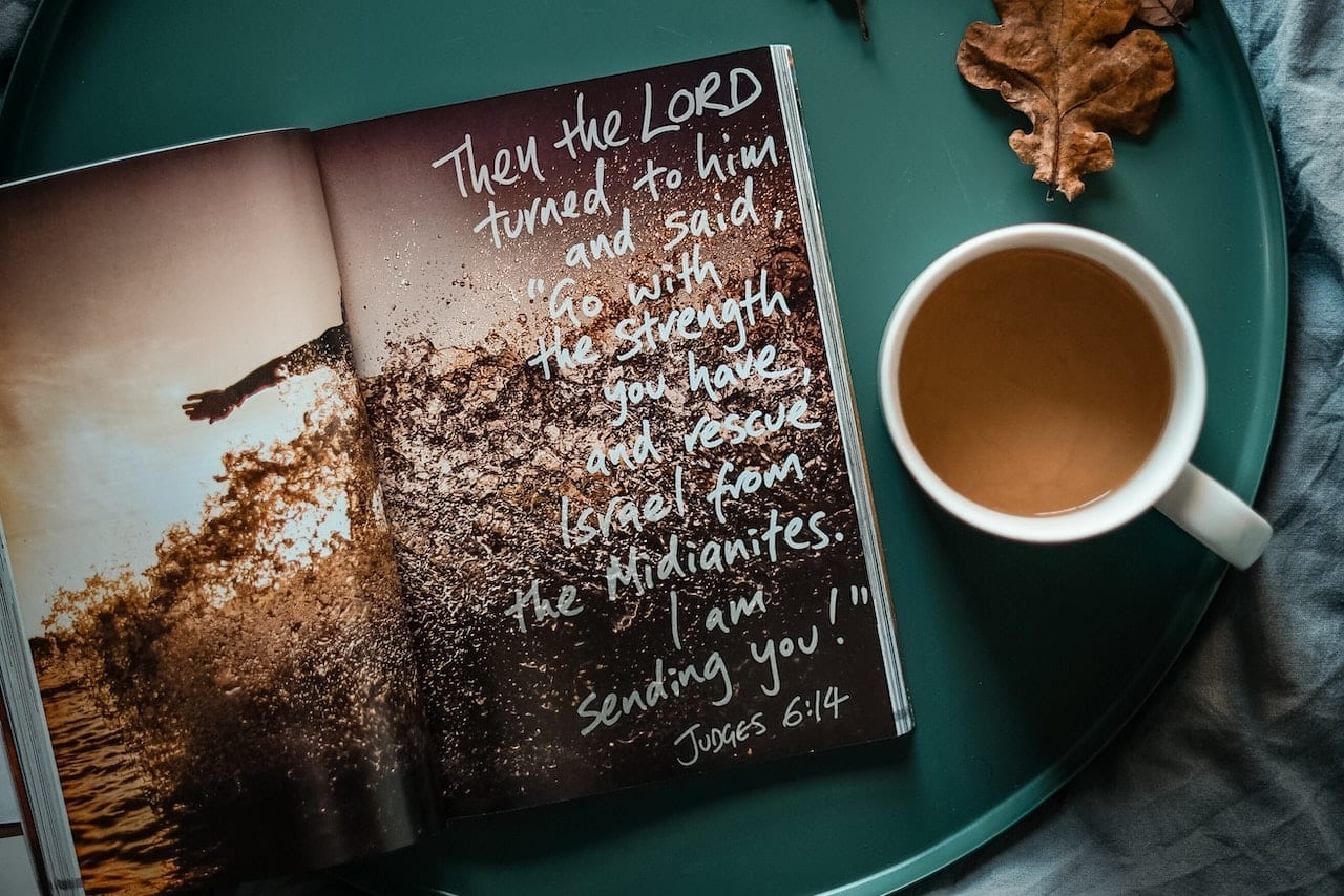 The Holey Scriptures: Why Bible Reading Leaves You Empty