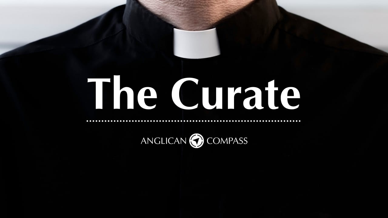 The Curate by Anglican Compass
