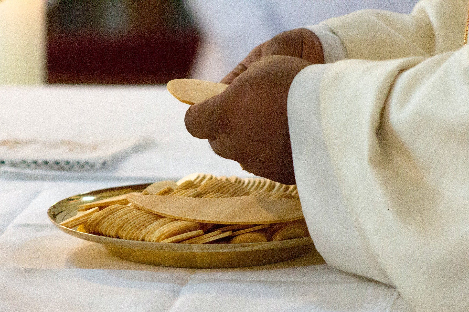 The Eucharist and Racial Reconciliation: One Body, Many Faces